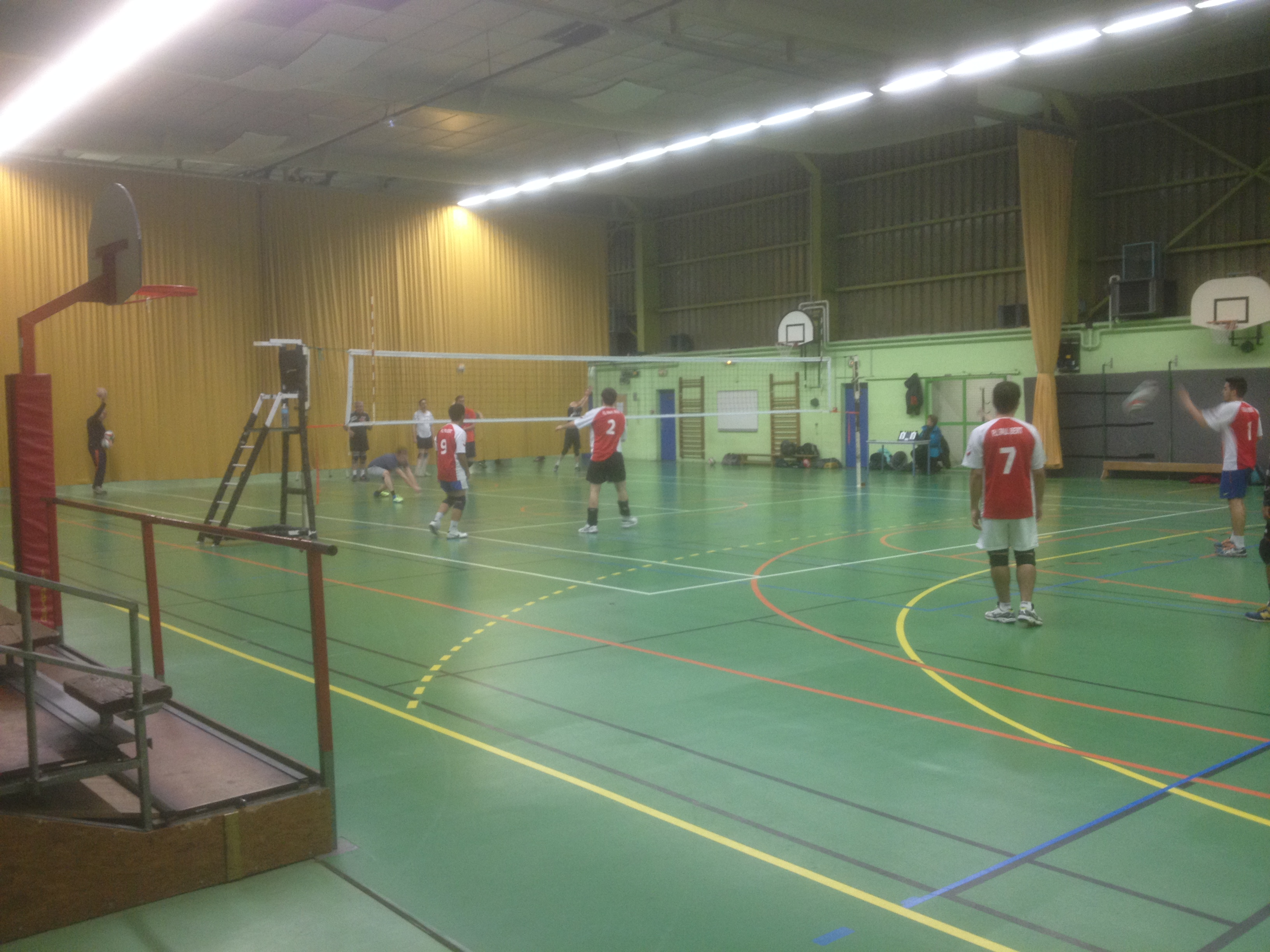 volley ufolep nord